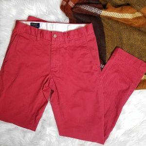Polo | Slim Fit Khaki Pant